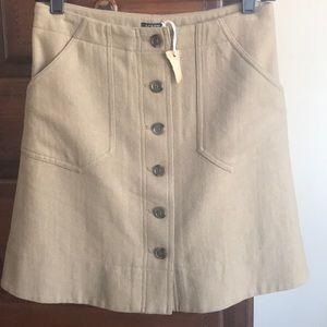 J Crew Skirt. Never worn!